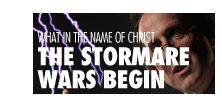 THE STORMARE WARS BEGIN